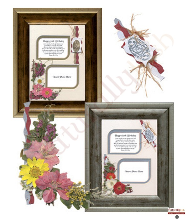 70Th Birthday Verses http://www.naturallyirishcandles.com/products/873913_happy_70th_birthday_8x6_verse_photo_frame.php