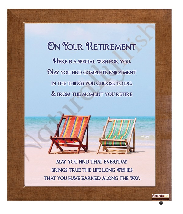 Deck Chairs - Retirement RM Frame