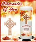Remembrance Candles - NaturallyIrish.ie Tel: 045 837783