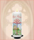 New Home Candles NaturallyIrish.ie Tel: 045 837783