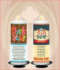Thank You Candles