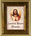 Sacred Heart Frames - NaturallyIrish.ie Tel: 045 837783