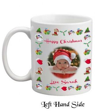 Naturally Irish - Baby\'s First Christmas - Frame & Photo Mug - MUG ...