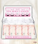 Candle - New Born