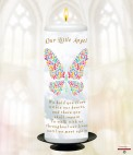 Personalised Remembrance Candles Ireland