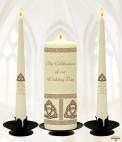 Wedding Candle Set