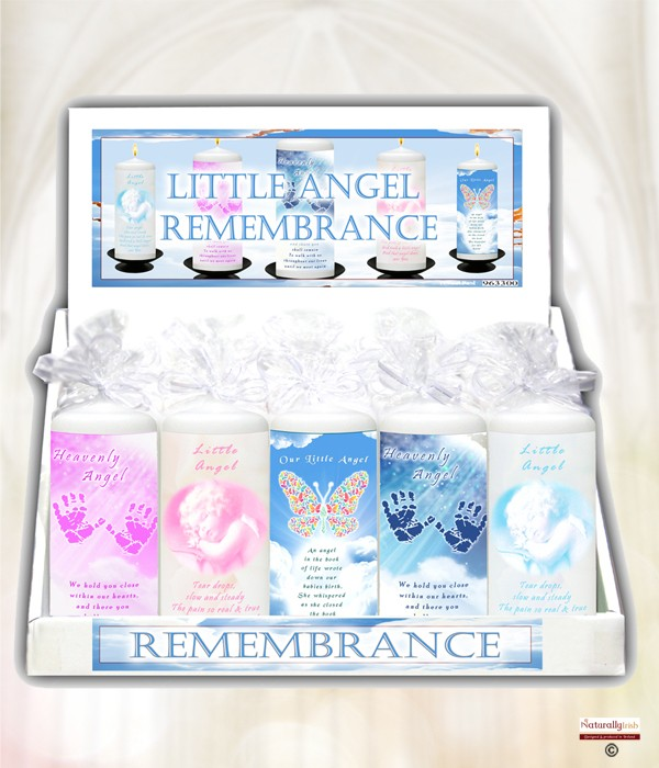 963300 Little Angle Remembrance Mixed Box