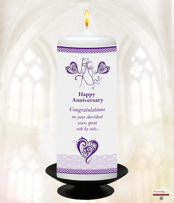 Wedding Gift Registry Ireland: Anniversary Celtic Numbers