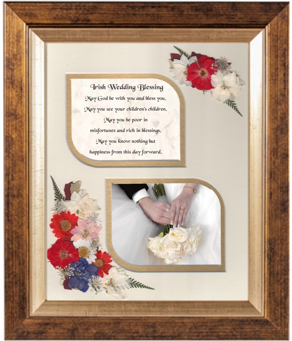 Wedding Blessings Photography: Irish Wedding Blessing, Flowers & Verse